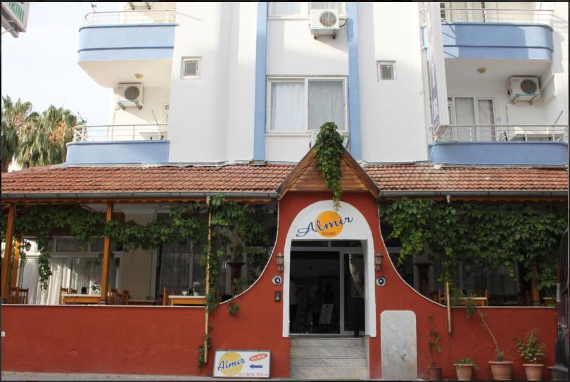 Almir Otel Kızkalesi