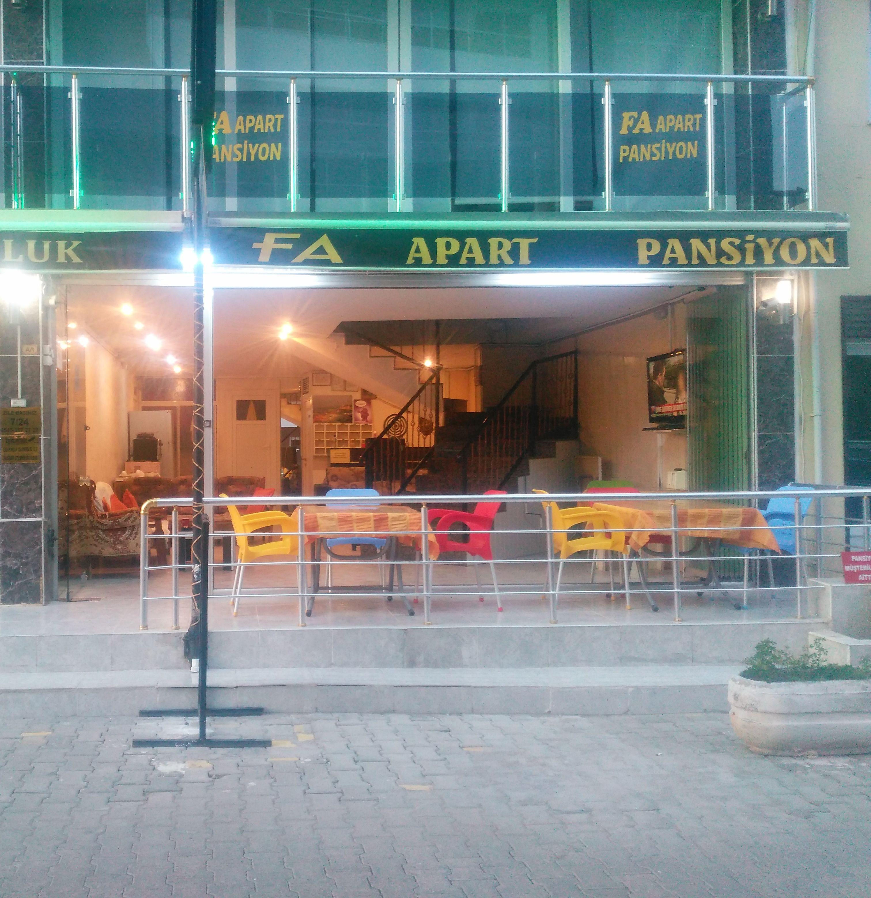 Fa Apart Otel Pansiyon