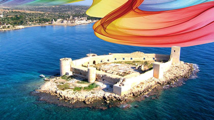 2. Uluslararası Kızkalesi Turizm Festivali Başlıyor